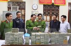 Phá vụ án 288 bánh heroin - Chiến công xuất sắc của Công an Cao Bằng