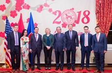 Việt Nam đẩy mạnh quan hệ song phương với Hoa Kỳ