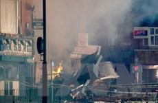 Cảnh sát Anh buộc tội 3 đối tượng liên quan vụ nổ tại Leicester