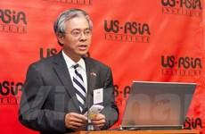 Đại sứ Phạm Quang Vinh đánh giá cao mối quan hệ Mỹ và ASEAN