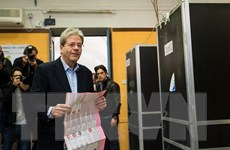 Bầu cử quốc hội Italy: Đảng cầm quyền thừa nhận thất bại