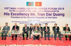 Doanh nghiệp Việt Nam-Bangladesh cần khởi xướng các ý tưởng sáng tạo