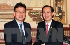 Hiện thực hóa thỏa thuận hợp tác giữa TP.HCM và tỉnh Gyeongsangbuk