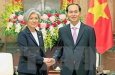 Hàn Quốc trở thành đối tác quan trọng hàng đầu của Việt Nam