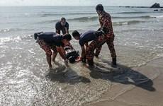 Lật tàu chở học sinh tại Indonesia, 1 người chết, 4 người mất tích