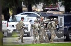 Vụ tấn công khu nhà cựu quân nhân Mỹ: 3 con tin và nghi phạm đã chết