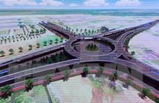 Khởi công vòng xuyến 2 tầng giữa Quốc lộ 1A đoạn KCN Tam Hiệp