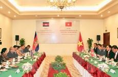 Việt Nam-Campuchia đẩy mạnh hợp tác quản lý nhà nước về tôn giáo