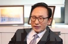Cựu Tổng thống Hàn Lee Myung-bak bị thẩm vấn về cáo buộc tham nhũng