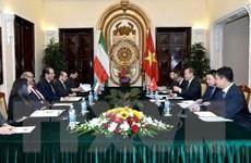Họp Tham vấn chính trị lần thứ 3 giữa hai nước Việt Nam-Kuwait