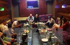 Hàng chục người 'phê' ma túy trong quán karaoke lớn nhất Hải Phòng