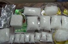 Triệt phá đường dây mua bán ma túy lớn, thu giữ 9,4kg ma túy đá