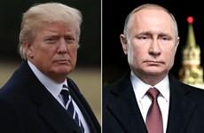 Tổng thống Trump gọi điện chúc mừng Tổng thống Putin tái đắc cử
