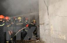 Hà Nội: 15 chung cư khó khắc phục tồn tại vi phạm về phòng cháy