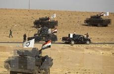 Quân đội Iraq mở chiến dịch chống tàn quân IS tại Salahudin