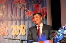 Hướng tới việc thành lập Hiệp hội người Việt tại Đức