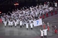 Hai miền Triều Tiên để ngỏ khả năng cùng diễu hành tại ASIAD 2018