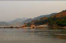 Thúc đẩy hợp tác phát triển bền vững lưu vực sông Mekong