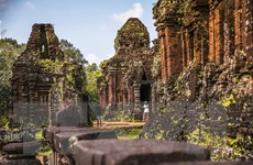 Dịch văn bia tại Di sản Văn hóa thế giới Mỹ Sơn sang tiếng Việt và Anh