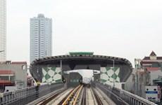 Hà Nội phân luồng giao thông để thi công ga đường sắt tại Kim Mã