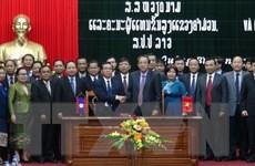 Tăng cường hợp tác giữa tỉnh Quảng Bình và Khammuane của Lào