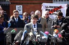 Tây Ban Nha chấp nhận quyết định của Đức với cựu Thủ hiến Catalonia