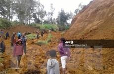 Động đất mạnh 6,5 độ Richter làm rung chuyển Papua New Guinea