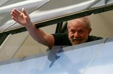 Brazil: Ông Lula da Silva vẫn là ứng cử viên tổng thống của đảng PT