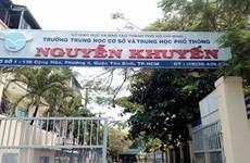 TP.HCM: Quá áp lực học tập, nam sinh lớp 10 tự tử ngay tại trường