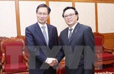 Tổng Thư ký ICAPP Park Ro-byug thăm và làm việc tại Việt Nam