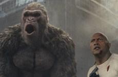 """Rampage: Sự khẳng định cho """"thương hiệu giải trí"""" Dwayne Johnson"""