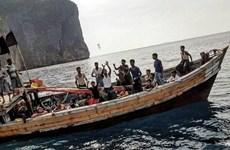Myanmar: 70 người Rohingya vượt biển hướng đến Malaysia