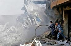 Tranh cãi về số liệu tên lửa liên quân Mỹ-Anh-Pháp bị Syria bắn hạ