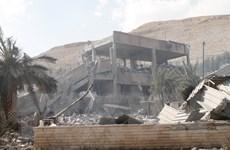 Dư luận Anh không ủng hộ tham gia không kích Syria