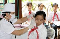 Hà Nội: Trường quốc tế và các trường ở huyện ít tham gia bảo hiểm y tế