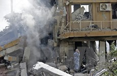 Mỹ sẽ thảo luận với đồng minh về những biện pháp tiếp theo với Syria