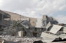 LHQ chưa thẩm tra được chi tiết cuộc không kích của Mỹ và đồng minh