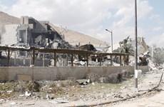 Trung tâm nghiên cứu khoa học Syria phủ nhận sở hữu vũ khí hóa học