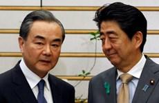 Nhật-Trung muốn đưa quan hệ song phương tới ''một khởi đầu mới''