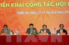 Hội nghị toàn quốc tổng kết hoạt động của Hội Nhà báo Việt Nam 2017