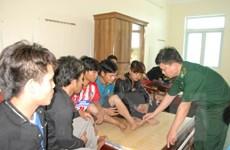 Quảng Trị: Giải cứu 11 người bị cưỡng bức lao động khai thác vàng