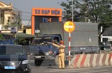 Phú Thọ tổ chức phân luồng giao thông phục vụ giỗ Tổ Hùng Vương