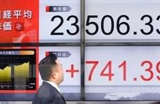 Chứng khoán toàn cầu đi lên nhờ số liệu về kinh tế Trung Quốc