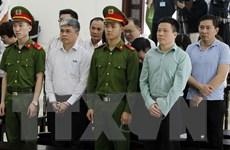 Xử phúc thẩm Hà Văn Thắm và đồng phạm: 5 bị cáo rút kháng cáo