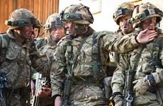 Các quan sát viên Nga giám sát hoạt động quân sự tại Anh