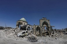 UAE chi hơn 50 triệu USD hỗ trợ Iraq phục dựng đền cổ 800 năm