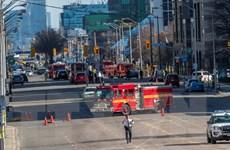 Canada không thay đổi mức độ cảnh báo an ninh sau vụ đâm xe