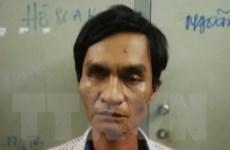 Bắt được nghi phạm đâm 14 nhát dao để cướp của ở Trà Vinh