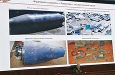 Nga công bố các bộ phận tên lửa hành trình của Mỹ và đồng minh