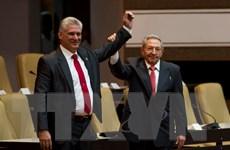 Tân Chủ tịch Cuba họp với Hội đồng Bộ trưởng về các vấn đề đất nước